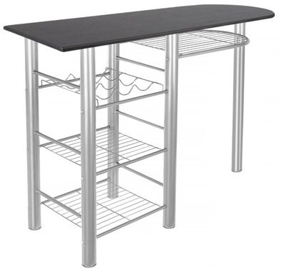 ELIZA barek kuchenny stół WYSPA stolik wysoki CZAR