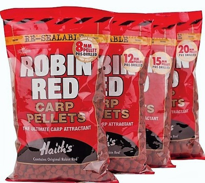 Dynamite Baits Pellets Robin red 900g