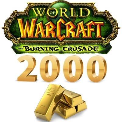 2000g GOLEMAGG HORDA/ALLY WoW EU CLASSIC GOLD TBC