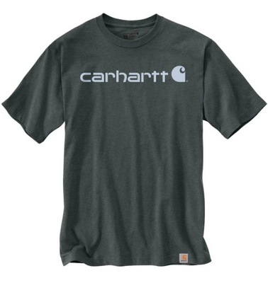 Koszulka Carhartt Core Logo T-Shirt Elm Heather