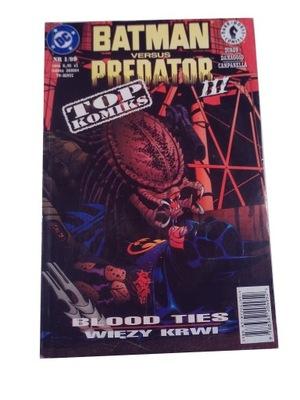 BATMAN versus PREDATOR III 1/99