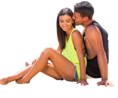 Koszulka plażowa sportowa BEACH 100%baw. Czarna S