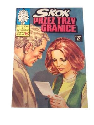KAPITAN ŻBIK SKOK PRZEZ TRZY GRANICE 2 wyd. 1 1979