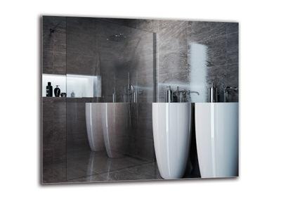 Zrkadlo 70x60 - BRÚSENIE - LEŠTENIE M1ST-01