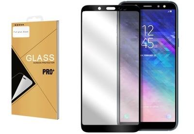 Szkło FULL GLUE 5D SZYBKA do Samsung A6 Plus