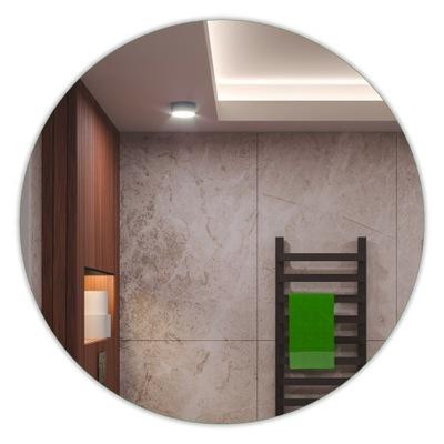 Okrúhle kúpeľňové zrkadlo 40cm do spálne, obývacej izby