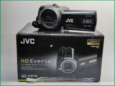 KAMERA JVC GZ-HD10
