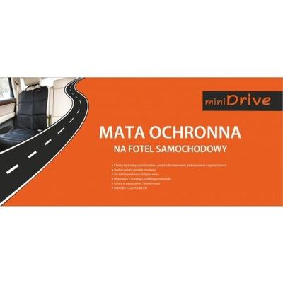 miniDrive Mata ochronna pod Fotelik Samochodowy