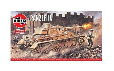 Танк Panzer IV модель ??? склеивания Airfix 1 :76