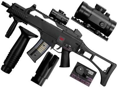 Karabinek ASG H&K Heckler&Koch G36C 6 mm