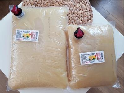 ЛИМОННЫЙ сок 100 % NFC / штампованный Лимонный 5Л