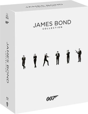 James Bond [24 Blu-ray] 007 /21 z PL/ Spectre 2015