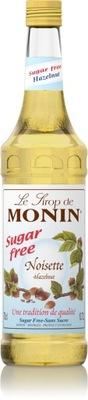 сироп Monin Ореховая ??? сахара +  * !
