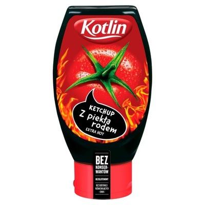Kotlin Кетчуп томатный из ада 450g