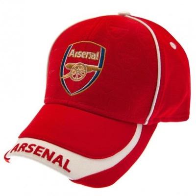 ARSENAL FC czapka z daszkiem licencja nowość