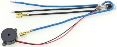 Zabezpieczenie akumulatora z MOSFET-em, AVT772 B