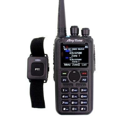 ANYTONE AT-D878UV2 PLUS APRS BT + GPS RADIO DMR