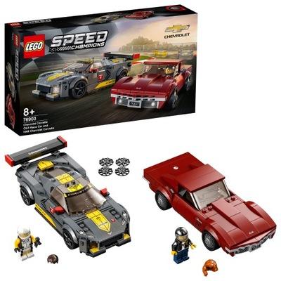LEGO SPEED CHAMPIONS Chevrolet Corvette C8.R 76903