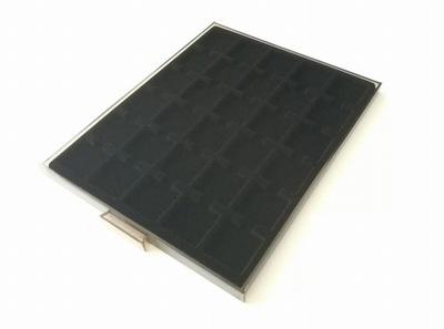 Кассета MB на quadrum ка мини 38x38mm черная