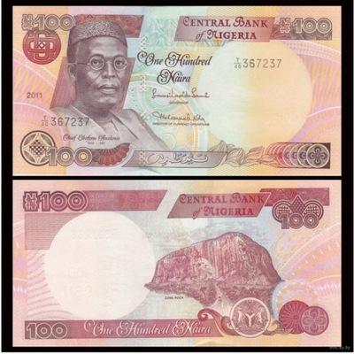 НИГЕРИЯ - 100 НАИРА - 2011 Instagram UNC