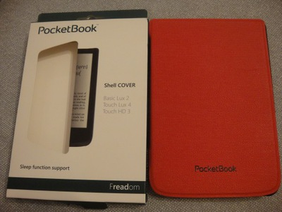 PocketBook ETUI ORYGINALNE TOUCH LUX 4 HD3