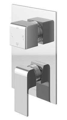 Podomietková vaňová batéria Saxo KOHLMAN QW211S