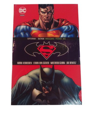 SUPERMAN / BATMAN 5. WROGOWIE .. - nowy, folia.