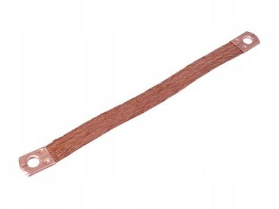 Przewód masowy Kabel masy plecionka M8 42cm