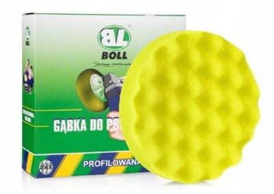 BOLL GABKA DO POLER. M14 ZOLTA PROFILOWA 0030112