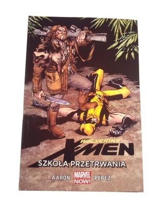 WOLVERINE i X-MEN 2. SZKOŁA PRZETRWANIA 2016 r.