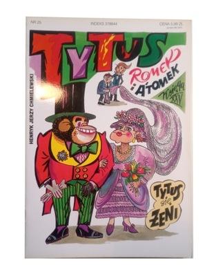 TYTUS księga XXV 2010 r.