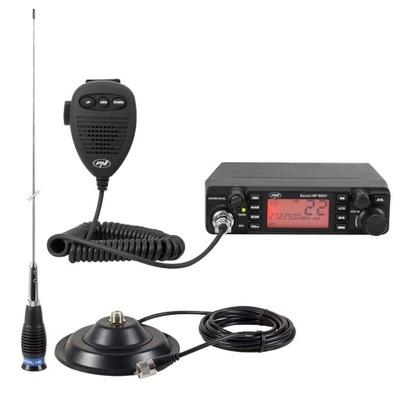 CB RADIO PNI ESCORT HP 9001 ASQ + CB PNI