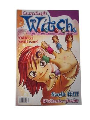 W.I.T.C.H. CZARODZIEJKI nr 41 2004 r.
