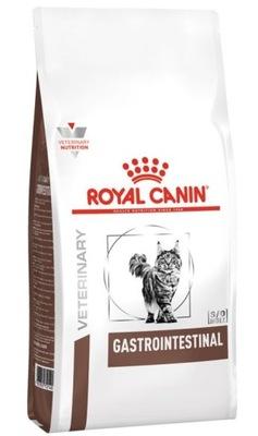 Royal Canin GASTRO INTESTINAL kot 4 kg