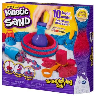 Kinetic Sand Piasek Kinetyczny Zestaw Zamek 454g 8866891029 Oficjalne Archiwum Allegro