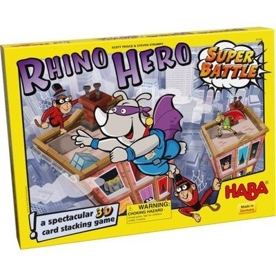 Gra Super Rhino Decydujące Starcie Haba