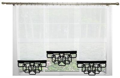 Firany Firanki Ażury Ażurowe Panele Ekrany 60cm.