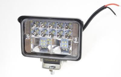 REFLEKTOR LAMPA ROBOCZA 18x LED 12V 24V 48V MELEX