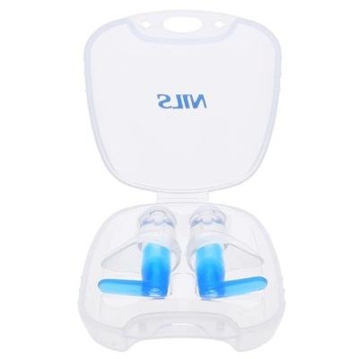 Zatyczki do uszu do pływania Nils Aqua EP-8