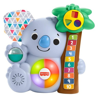 Fisher-Price LINKIMALS INTERAKTYWNY KOALA GRG64