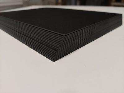 картон черная окрашена 1 ,25 A4 10 ark-Альбом