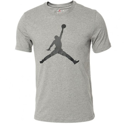 Nike Air Jordan t-shirt koszulka Jumpman szara L
