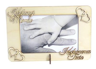 РАМКА для фото 10х15 AD33 Любимым Родителям Маме Папе