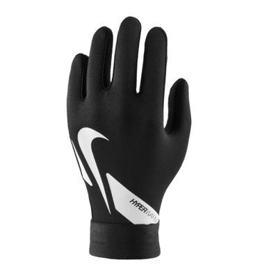 Rękawiczki piłkarskie Nike Hyperwarm Academy Jr L
