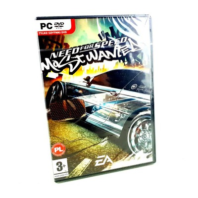Need For Speed Most Wanted 1 2005r Pl 8878869985 Oficjalne Archiwum Allegro