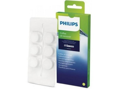 таблетки ОБЕЗЖИРИВАНИЕ Philips Saeco CA6704/10 !