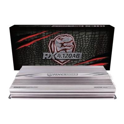 KICX RX 4.120 AB - 4x120W/150W RMS !!!NOWOSĆ!!!