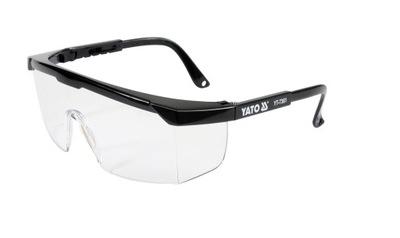Okulary ochronne bezbarwne BHP 9844 YT-7361 YATO #