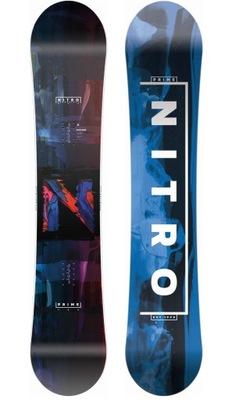Deska snowboardowa Nitro Prime Overlay 155