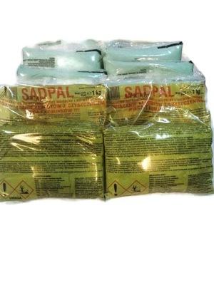 SADPAL 10kg, príprava na čistenie kotla a komína
